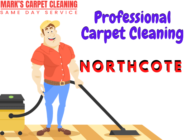 Marks Professional carpet cleaning service in Northcote