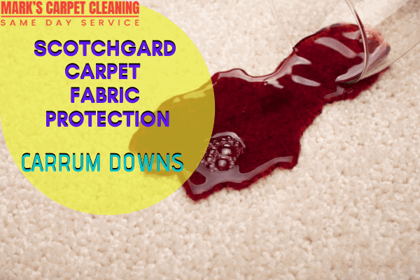 Marks Scotchgard Carpet Fabric Protection in Carrum Downs