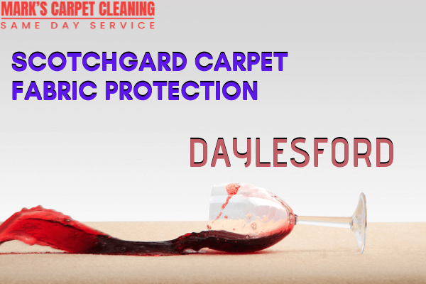 Marks Scotchgard Carpet Fabric Protection in Daylesford