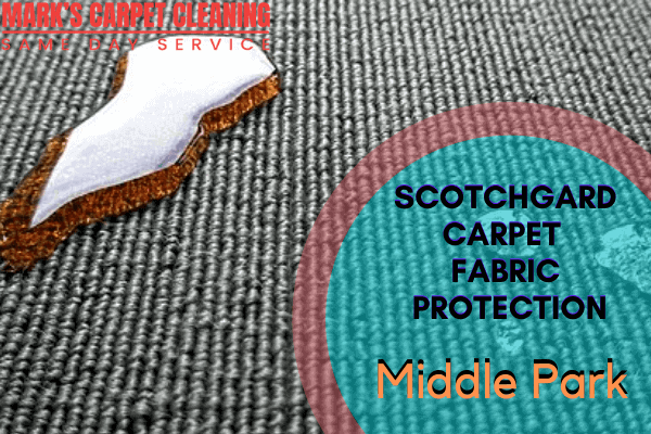 Marks Scotchgard Carpet Fabric Protection in Middle Park