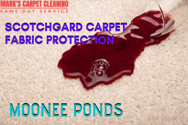 Marks Scotchgard Carpet Fabric Protection in Moonee Ponds