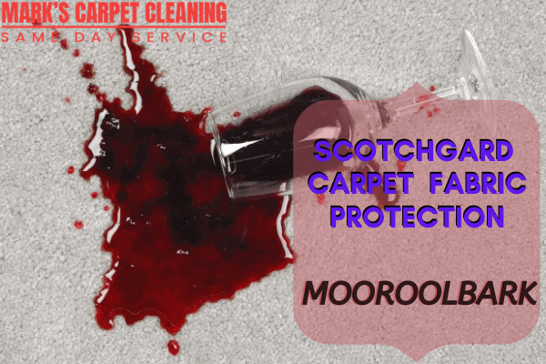 Marks Scotchgard Carpet Fabric Protection in Mooroolbark