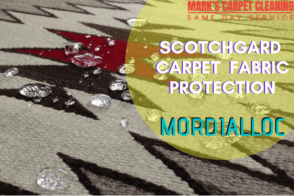 Marks Scotchgard Carpet Fabric Protection in Mordialloc