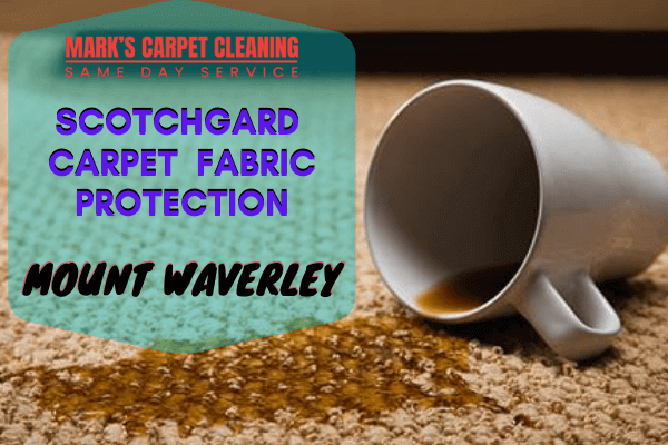 Marks Scotchgard Carpet Fabric Protection in Mount Waverley