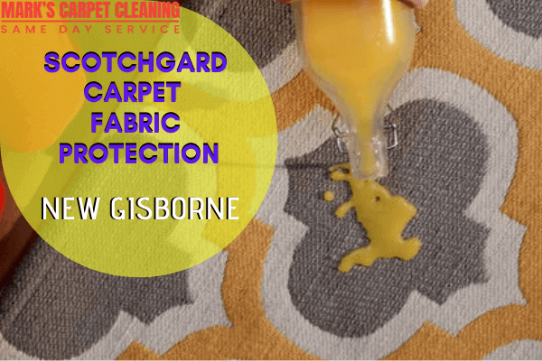 Marks Scotchgard Carpet Fabric Protection in New Gisborne