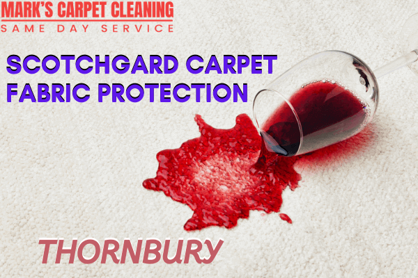 Marks Scotchgard Carpet Fabric Protection in Thornbury