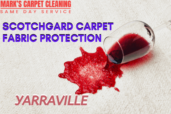 Marks Scotchgard Carpet Fabric Protection in Yarraville