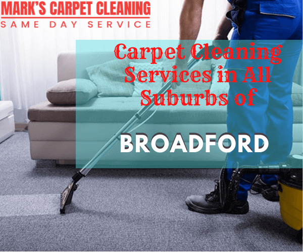 Marks carpet Cleaning Services in All Suburbs of Broadford