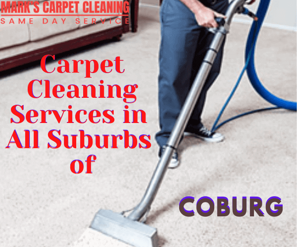 Marks carpet Cleaning Services in All Suburbs of Coburg