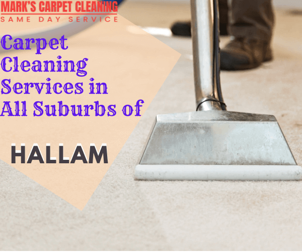 Marks carpet Cleaning Services in All Suburbs of Hallam