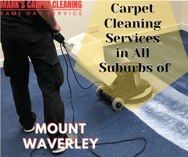 Marks carpet Cleaning Services in All Suburbs of Mount Waverley