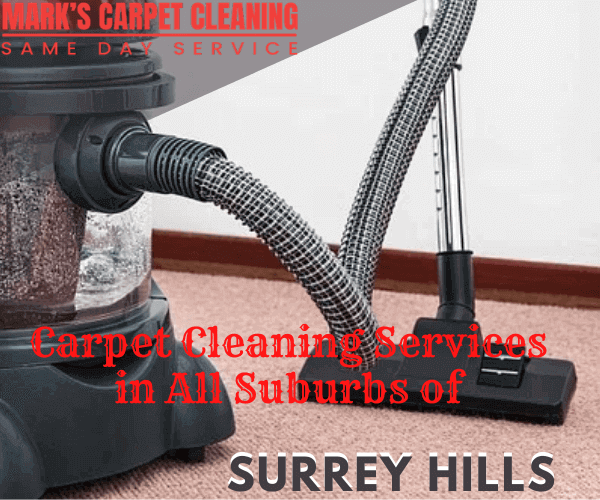 Marks carpet Cleaning Services in All Suburbs of Surrey Hills