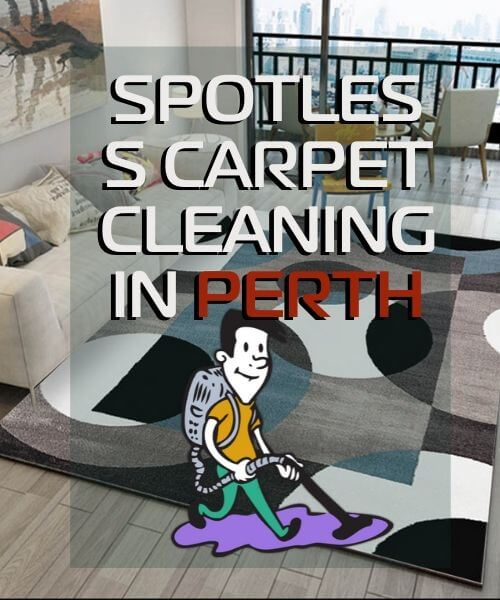 spotless carpet cleaning perth