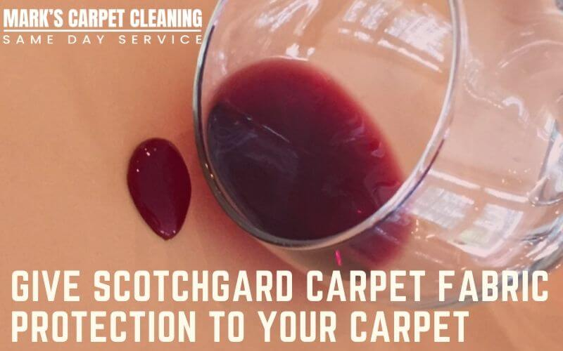 Scotchgard Carpet Cleaning