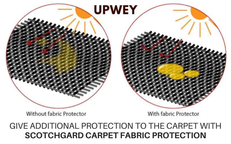Scotchgard Carpet Fabric Protection