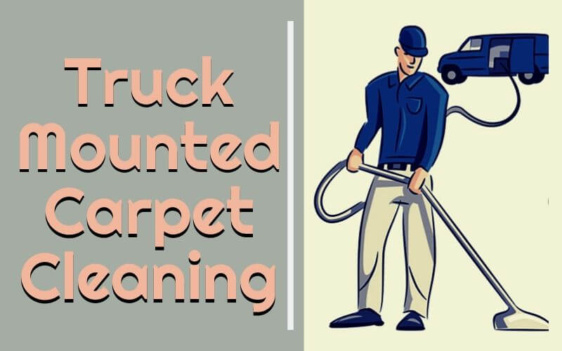 Truck Mounted Carpet Cleaning Perth