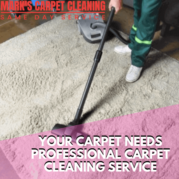 Why You Need Professional carpet cleaning service-Marks carpet cleaning in Craigieburn
