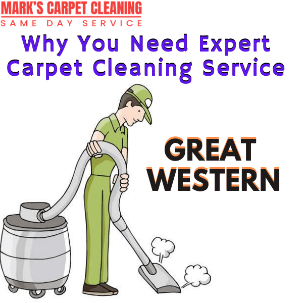 Why You Need Professional carpet cleaning service-Marks carpet cleaning in Great Western