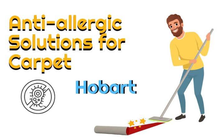 carpet anti allergic solution hobart