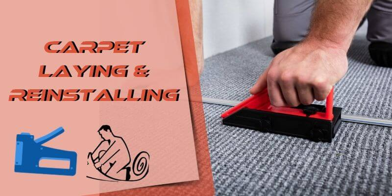 carpet laying