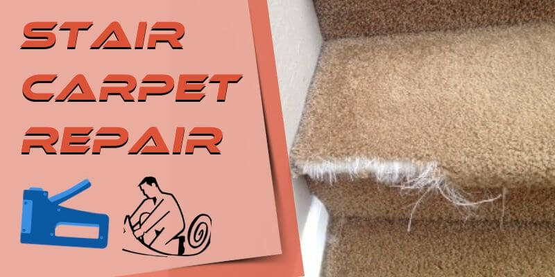 carpet stair repair