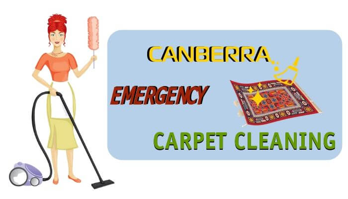 emergency carpet cleaning Canberra