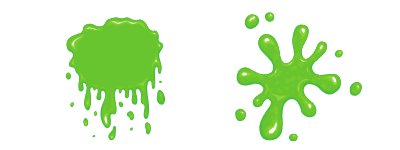 slime stain