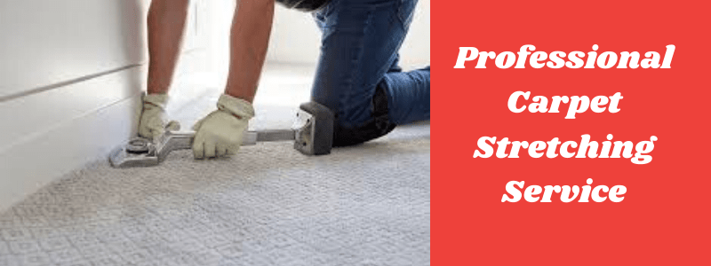 Professional Carpet Stretching Service