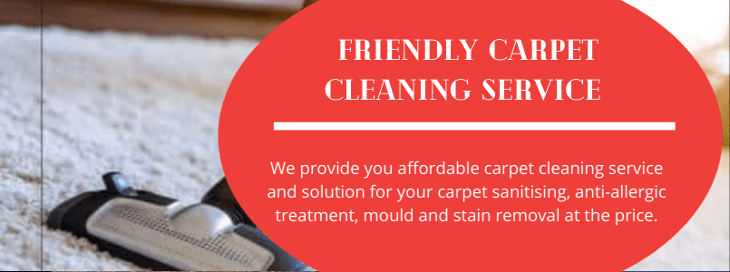 Friendly Carpet Cleaning Service