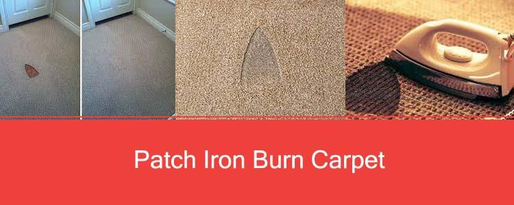 Patch Iron Burn Carpets
